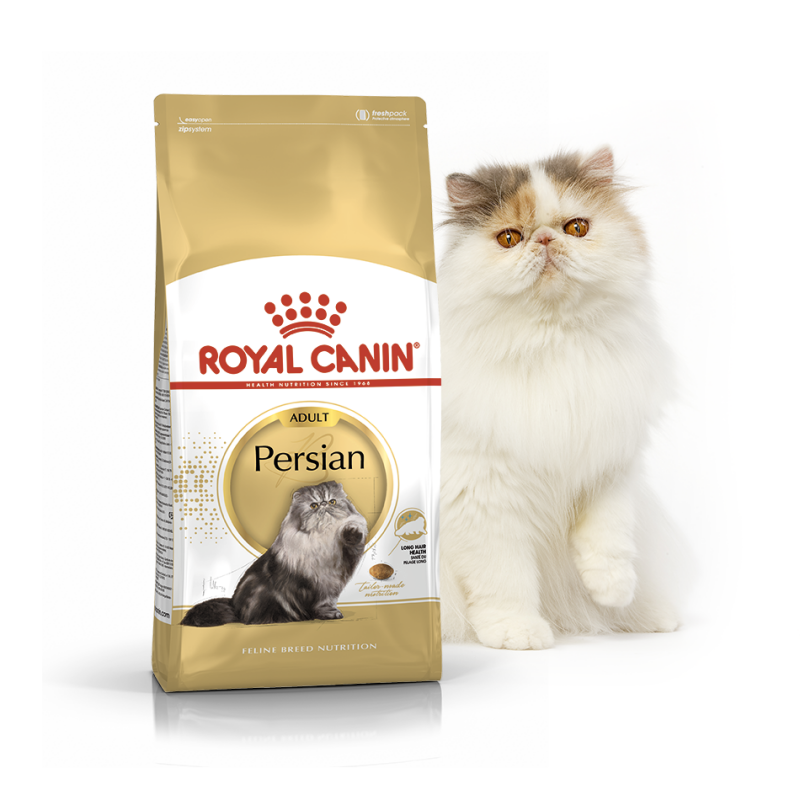 Сухой корм Royal Canin PERSIAN ADULT для котов персидской породы от 12 месяцев